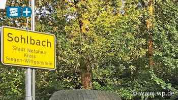 Netphen: Sohlbach ist für Bundestagswahl zu klein - WP News