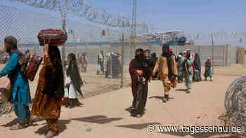 Afghanistan: UN erwarten Hunderttausende Flüchtlinge