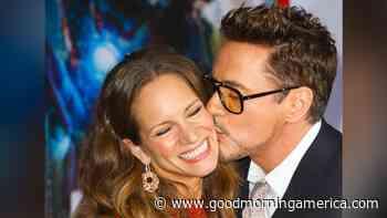 Happy Anniversary, Robert Downey Jr. and Susan Downey - GMA