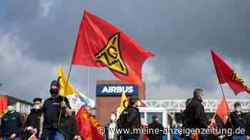 Airbus vor heißem Herbst: IG Metall droht mit Arbeitskampf