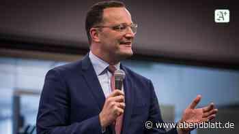 Spahn in Hamburg: Jens Spahn zu Besuch im Hospital zum Heiligen Geist