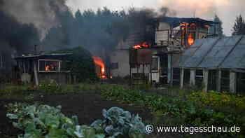 Waldbrände in Russland: Lage entspannt sich nur langsam