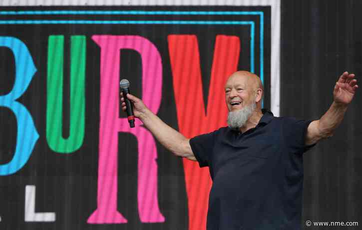 """Michael Eavis says the """"big names"""" from Glastonbury 2020 should be """"coming back"""" for 2022"""