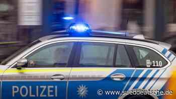 Große Suchaktion nach Unfall mit Fahrerflucht - Süddeutsche Zeitung