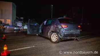 Unfallfahrer haut ab und raubt 100 Einsatzkräften den Schlaf - Nordbayern.de