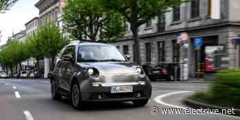 "5 Kommentare zu ""Next.e.GO Mobile startet Verkauf des Life Next"" - www.electrive.net"