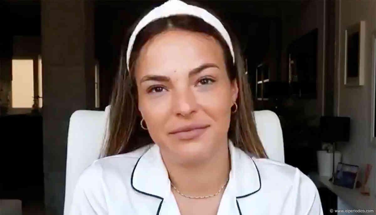 Marta Peñate y el 'yo nunca' más extremo con calabozo incluido - El Periódico