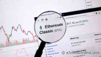 Ethereum Classic Price: ETC Price Is Hovering Over Major Support - A3 Music Online