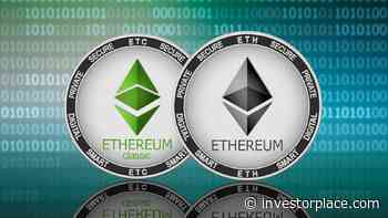 3 Reasons Why Ethereum Classic Could Win in Shift of Proof Protocols - Investorplace.com
