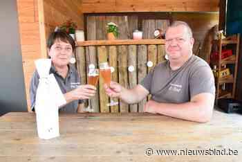 'Biertje met een staartje': nieuwste creatie van huisbrouwerij Den Tseut is er eentje van 14 graden