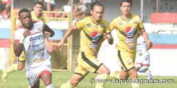 Firpo empató a dos con Once Deportivo en Usulután - La Prensa Grafica