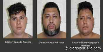 Condenan a 20 años de cárcel a tres homicidas en Jiquilisco, Usulután - Diario La Huella