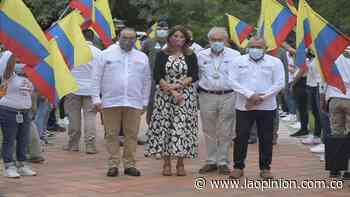 Marta Lucía Ramírez instala el Congreso de Historia en Villa del Rosario | Noticias de Norte de Santander, Colombia y el mundo - La Opinión Cúcuta