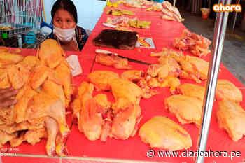 El pollo entero subió a S/25 en Pucallpa - DIARIO AHORA