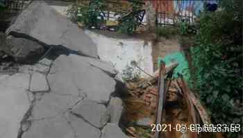 Crecida de río derrumba dos viviendas en Guarenas - El Pitazo