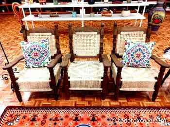 Las manos mexiquenses elaboran hermosas sillas de madera - Noticias de Texcoco