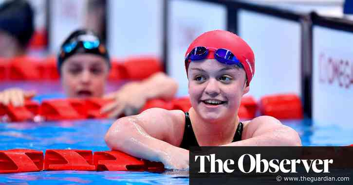 Maisie Summers-Newton takes second gold as ParalympicsGB excel in the pool