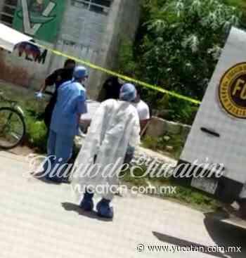 Hombre se suicida en una comisaría de Tixkokob - El Diario de Yucatán