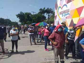 Revisión en sistema Patria retrasa proceso de vacunación en Naguanagua - El Carabobeño