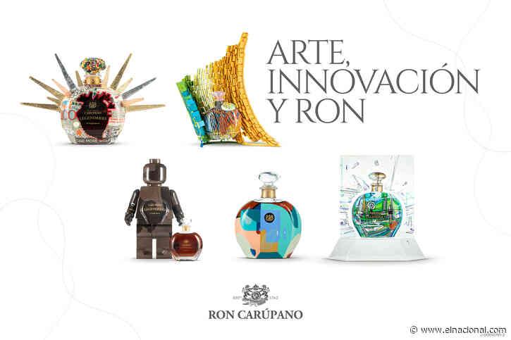 Arte, Innovación y Ron Carúpano: mezcla legendaria que deja huella en la historia de Venezuela - El Nacional