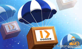 IOST-based Donnie Finance to Airdrop 500k DON Tokens, IOSTarter Launchpad Activated   BTCMANAGER - BTCMANAGER