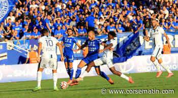Football - Ligue 2 : nul frustrant pour le SC Bastia, bon point pour l'AC Ajaccio - Corse-Matin