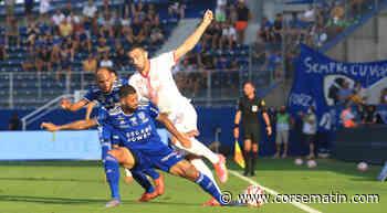 Ligue 2 : le SC Bastia veut sa première à Furiani - Corse-Matin