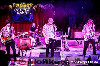 Fotos: CARPET WAVES - Monkeypress.de - Das Musikmagazin für Rock, Indie, Gothic, Alternative, Metal, Electro und mehr