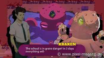 Kraken Academy!! - Lustig-schräges Adventure-RPG aus Berlin für den 10. September angekündigt - PIXEL. - PIXEL.