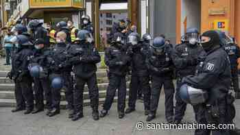 Alemania: Marchan contra restricciones por el coronavirus - Santa Maria Times