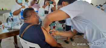 Aplicarán segunda dosis de Pfizer a rezagados en Paraíso, Comalcalco, Cárdenas y Tacotalpa - XeVT 104.1 FM | Telereportaje