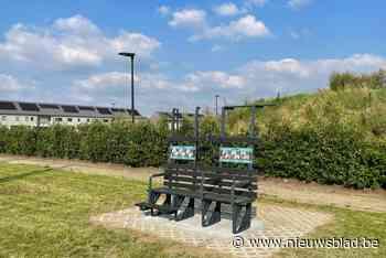 Op de bank hangen en toch sportief zijn: in Nazareth kan het dankzij nieuwe beweegbanken - Het Nieuwsblad