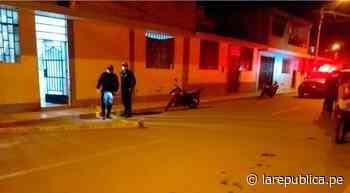 Lambayeque: delincuentes balean a joven tras resistirse a robo - LaRepública.pe