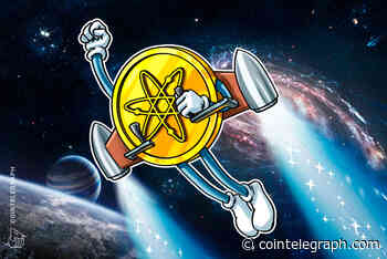 Cosmos (ATOM) rallies after launching a cross-chain bridge and wrapped Bitcoin - Cointelegraph