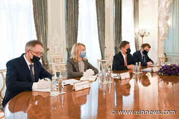Alexey Miller and Rainer Seele express appreciation for strategic cooperation between Gazprom and OMV - EIN News
