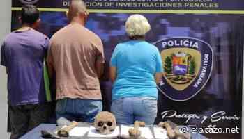 Portuguesa   Policía sorprende a tres ciudadanos profanando tumbas en Araure - El Pitazo