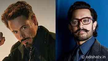 Marvel's Iron Man Robert Downey Jr Once Praised Aamir Khan, Called Him 'Tom Hanks'; Know Why - OTV News