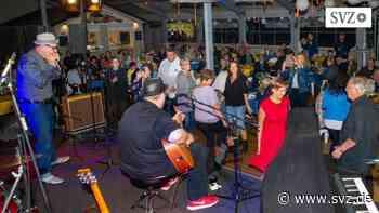 Live-Musik in Greven : Ausgelassene Stimmung beim Blues-Festival | svz.de - svz.de