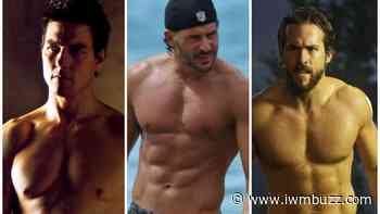 Tom Cruise, Bradley Cooper, Ryan Reynolds: Which Hollywood Actor Has The Most Amazing Physique? - IWMBuzz