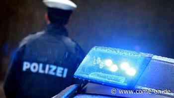 Ennigerloh: Auto kracht gegen Haus - zwei Verletzte, eine Person flieht - Meinerzhagener Zeitung