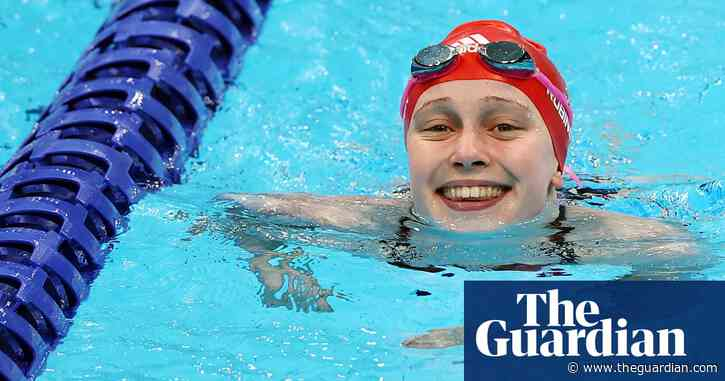 'This is a story of triumph': Ellie Robinson on the pain of her Paralympic journey – video