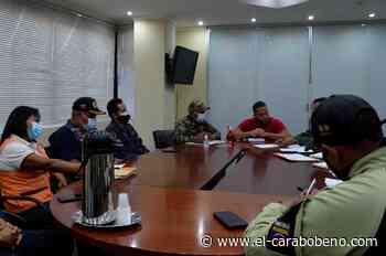 Activan en Naguanagua el Órgano de Defensa Integral para prevenir riesgos durante las lluvias - El Carabobeño
