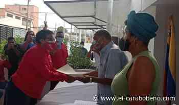 Psuvista Ana González formalizó su candidatura a la Alcaldía de Naguanagua - El Carabobeño