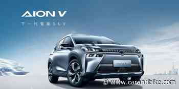 GAC Aion V Has A Battery That Can Achieve 80% Charge In 8 Mins - carandbike