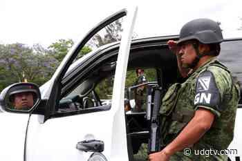 Guardia Nacional detiene a policías de Jamay y Ocotlán por portación de armas de uso exclusivo del ejército - UDG TV - UDG TV