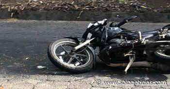 Dos fallecidos en accidente de tránsito en carretera a Santa Elena, Usulután - Solo Noticias