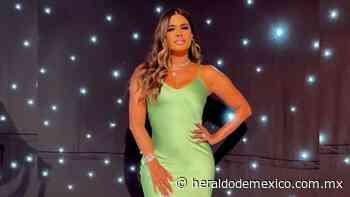Galilea Montijo: Así fue la primera vez que apareció en un programa de televisión - El Heraldo de México