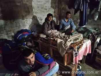 Trabajadores del citrus fueron encontrados en malas condiciones en Villa del Rosario - Central de Noticias