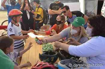 Intensa actividad deportiva con los barrios como protagonistas - CeresCiudad.com