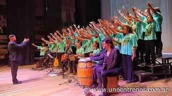 Paraná: el Coro de la Ciudad se presentará en los barrios - UNO Entre Rios